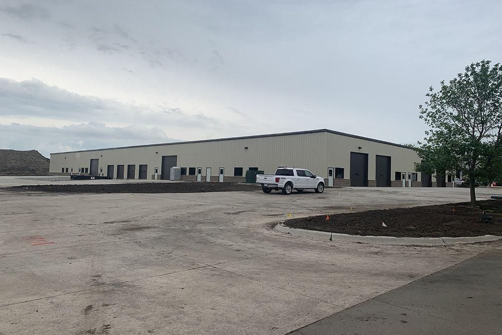 Warehouse/Flex Bays